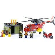 LEGO City 60108 Hasiči, Hasičská zásahová jednotka - Stavebnica