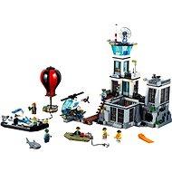 LEGO City 60130 Polícia, Väzenie na ostrove - Stavebnica