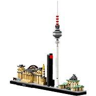 LEGO Architecture 21027 Berlín - Stavebnica