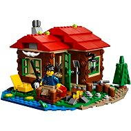 LEGO Creator 31048 Chata pri jazere - Stavebnica