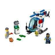 LEGO Juniors 10720 Prenasledovanie s policajnou helikoptérou - Stavebnica