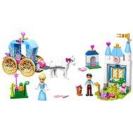 LEGO Juniors 10729 Popoluškin kočiar - Stavebnica