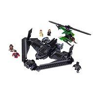 LEGO Super Heroes 76046 Hrdinovia spravodlivosti: súboj vysoko v oblakoch - Stavebnica