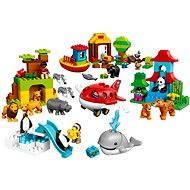LEGO DUPLO 10805 Cesta okolo sveta - Stavebnica