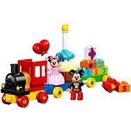 LEGO DUPLO 10597 Prehliadka k narodeninám Mickeyho a Minnie - Stavebnica