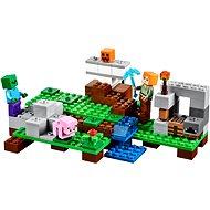LEGO Minecraft 21123 Železný Golem - Stavebnica