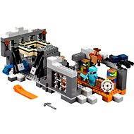 LEGO Minecraft 21124 Konečná brána - Stavebnica