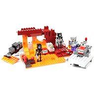 LEGO Minecraft 21126 Podzemie - Stavebnica