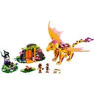 LEGO Elves 41175 Lávové jaskyne ohnivého draka - Stavebnica
