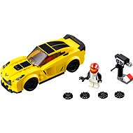 LEGO Speed Champions 75870 Chevrolet Corvette Z06 - Stavebnica