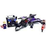 LEGO Super Heroes 76047 Prenasledovanie čierneho pantera - Stavebnica