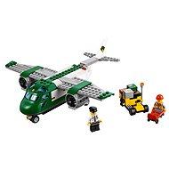 LEGO City 60101 Letisko, Nákladné lietadlo - Stavebnica