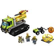 LEGO City 60122 Sopečtí prieskumníci, Sopečná rolba - Stavebnica