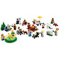 LEGO City 60134 Zábava v parku - ľudia z mesta - Stavebnica