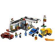 LEGO City 60132, Benzínová stanica - Stavebnica