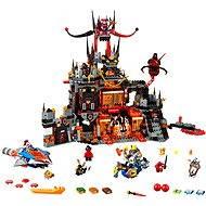 LEGO Nexo Knights 70323 Jestrovo sopečnej brloh - Stavebnica