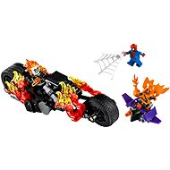 LEGO Super Heroes 76058 Spiderman: Ghost Rider vstupuje do tímu - Stavebnica