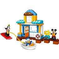 LEGO DUPLO 10827 Mickey a jeho kamaráti v dome na pláži - Stavebnica