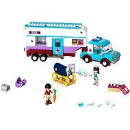 LEGO Friends 41125 Veterinársky príves s koňom - Stavebnica