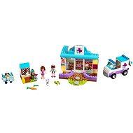 LEGO Juniors 10728 Mia a veterinárna klinika - Stavebnica