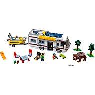 LEGO Creator 31052 Prázdninový karavan - Stavebnica