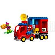 LEGO Duplo 10608 Spider-man dobrodružstvo s kamiónom - Stavebnica