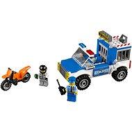 LEGO Juniors 10735 Naháňačka s policajnou dodávkou - Stavebnica