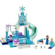 LEGO Juniors 10736 Ľadové ihrisko pre Annu a Elsu - Stavebnica