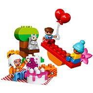 LEGO DUPLO Town 10832 Narodeninový piknik - Stavebnica