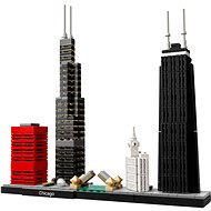 LEGO Architecture 21033 Chicago - Stavebnica