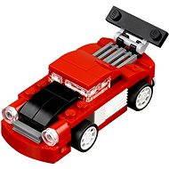 LEGO Creator 31055 Červené pretekárske auto - Stavebnica
