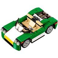 LEGO Creator 31056 Zelený rekreačné voz - Stavebnica