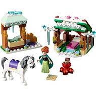 LEGO Disney Princess 41147 Anna a jej snežné dobrodružstvo - Stavebnica