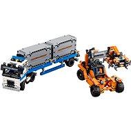 LEGO Technic 42062 Preprava kontajnerov - Stavebnica