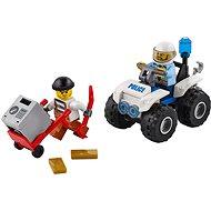 LEGO City 60135 Zatknutie na štvorkolke - Stavebnica