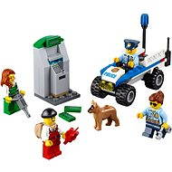LEGO City 60136 Polícia - štartovacia sada - Stavebnica