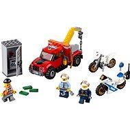LEGO City 60137 Trable odťahového vozidla - Stavebnica