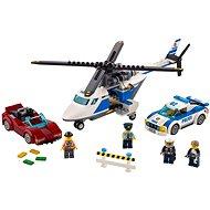 LEGO City 60138 Naháňačka vo vysokej rýchlosti - Stavebnica