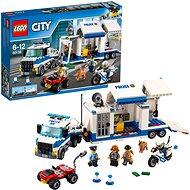 LEGO City 60139 Mobilné veliteľské centrum - Stavebnica