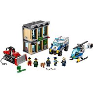 LEGO City 60140 Vlámanie buldozérom - Stavebnica