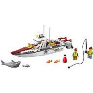 LEGO City 60147 Rybárska loďka - Stavebnica