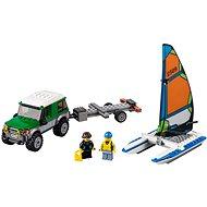 LEGO City 60149 4x4 s katamaránom - Stavebnica