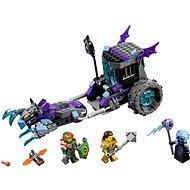 LEGO Nexo Knights 70349 Ruina a mobilné väzenia - Stavebnica