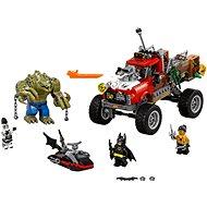 LEGO Batman Movie 70907 Killer Crocův Tail-Gator - Stavebnica