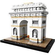 LEGO Architecture 21036 Vítazný oblúk - Stavebnica