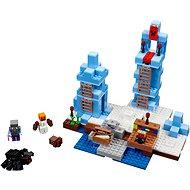 LEGO Minecraft 21131 Ľadové ostne - Stavebnica