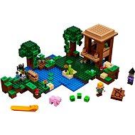 LEGO Minecraft 21133 Chatrč čarodejnice - Stavebnica