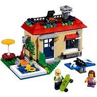 LEGO Creator 31067 Modulárny prázdniny pri bazéne - Stavebnica