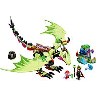 LEGO Elves 41183 Zlý drak kráľa škriatkov - Stavebnica