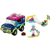 LEGO Friends 41321 Terénne vozidlo v zimnom stredisku - Stavebnica